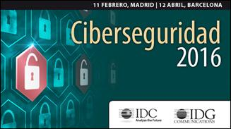 Forum Ciberseguridad 2016 - REGISTRO